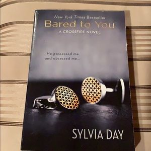 Barre to you Sylvia day book